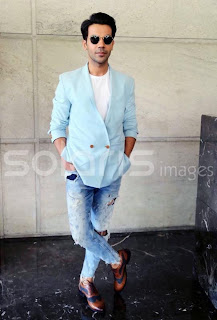 Rajkummar Rao in Brune shoes from Voganow
