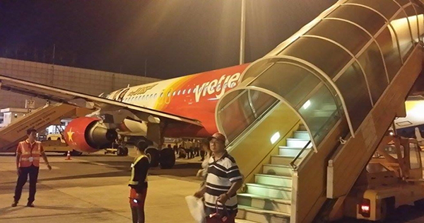 Giá vé các chuyến bay đêm dịp tết Đinh Dậu 2017 sẽ được giảm giá