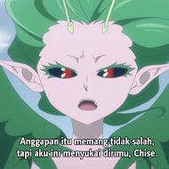 Mahoutsukai no Yome Episode 21 Subtitle Indonesia