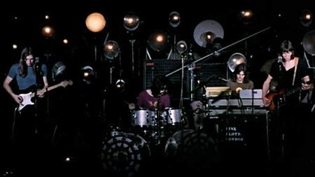 Surrender to the Void: Pink Floyd: Live at Pompeii