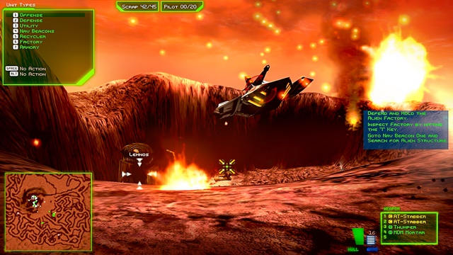 Battlezone 98 Redux The Red Odyssey PC Full Español