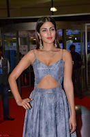 Rhea Chakraborty in a Sleeveless Deep neck Choli Dress Stunning Beauty at 64th Jio Filmfare Awards South ~  Exclusive 012.JPG
