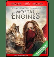 MÁQUINAS MORTALES (2018) FULL 1080P HD MKV ESPAÑOL LATINO