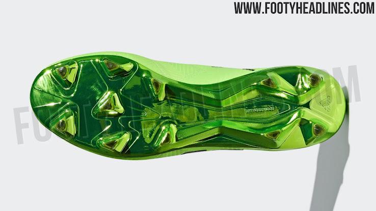 Adidas wird schnürsenkellose Nemeziz Messi Fußballschuhe
