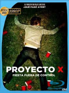 Proyecto X 2012HD [1080p] Latino [GoogleDrive] SilvestreHD