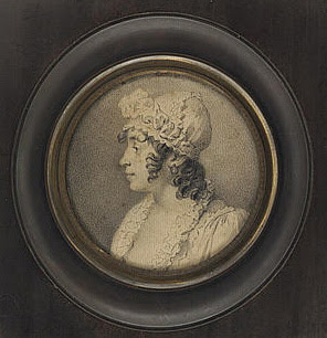Constant Desbordes (1761-1828) - Marie-Catherine Desbordes - Louvre, Département des Arts graphiques.