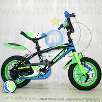 Sepeda Anak BMX Turanza 12 Inci