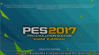 Rimyaku : PES 2017 Gold Edition MOD For Android Full Transfer (Offline)