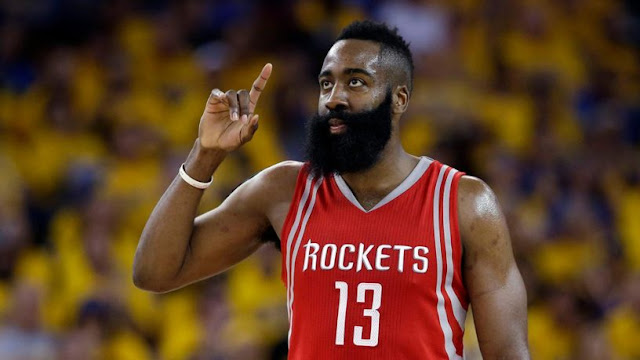 James Harden Agreed In Another 4 Year Contract to Houston Rockets worth of $118M 1