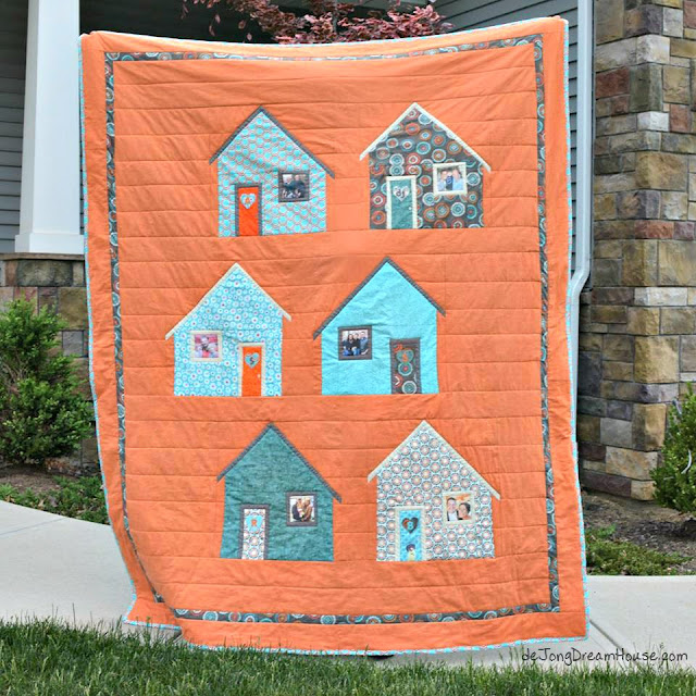 Sibling Neighborhood Quilt
