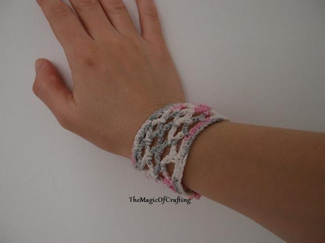Free Crochet Patterns And Diy Crochet Charts Bracenet