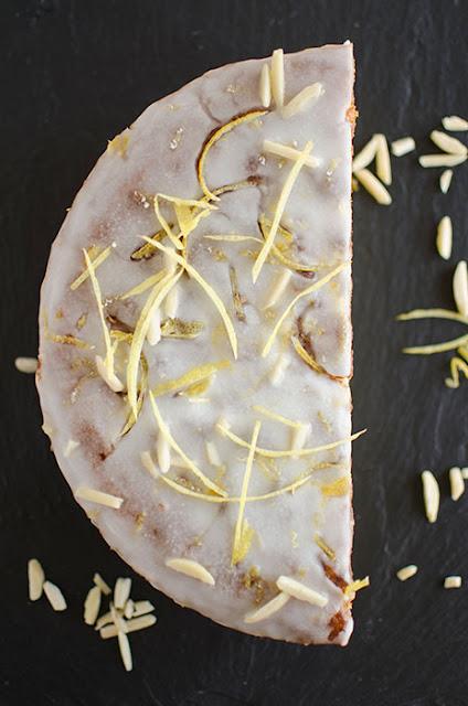 Torta luna di limone (Citronmåne)