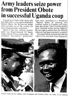 Idi Amin this day in history