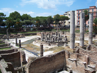 Roman-era glass workshops found near Naples
