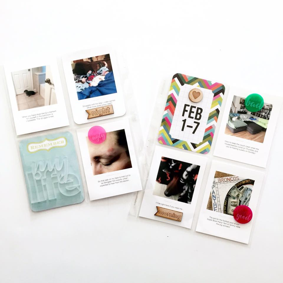Pocket Page Challenge Features! | Paper Issues