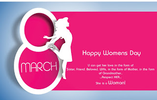 We Celebrate International Women's Day on March 8th - Why?? Know the facts behind Women's Day