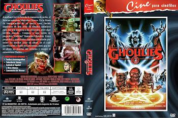 Carátula dvd: Ghoulies (1985)