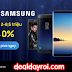 Deal Khuyến mãi điện thoại SAMSUNG FPTShop - Ngày hội Samsung giảm đến 8.5 triệu