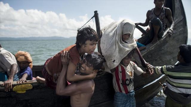 HRW: Soldados de Myanmar ejecutan a docenas de rohingyas