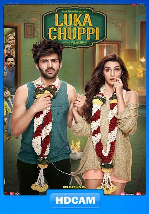 Luka Chuppi 2019 Hindi Pre Rip x264 | 480p 300MB 100MB HEVC