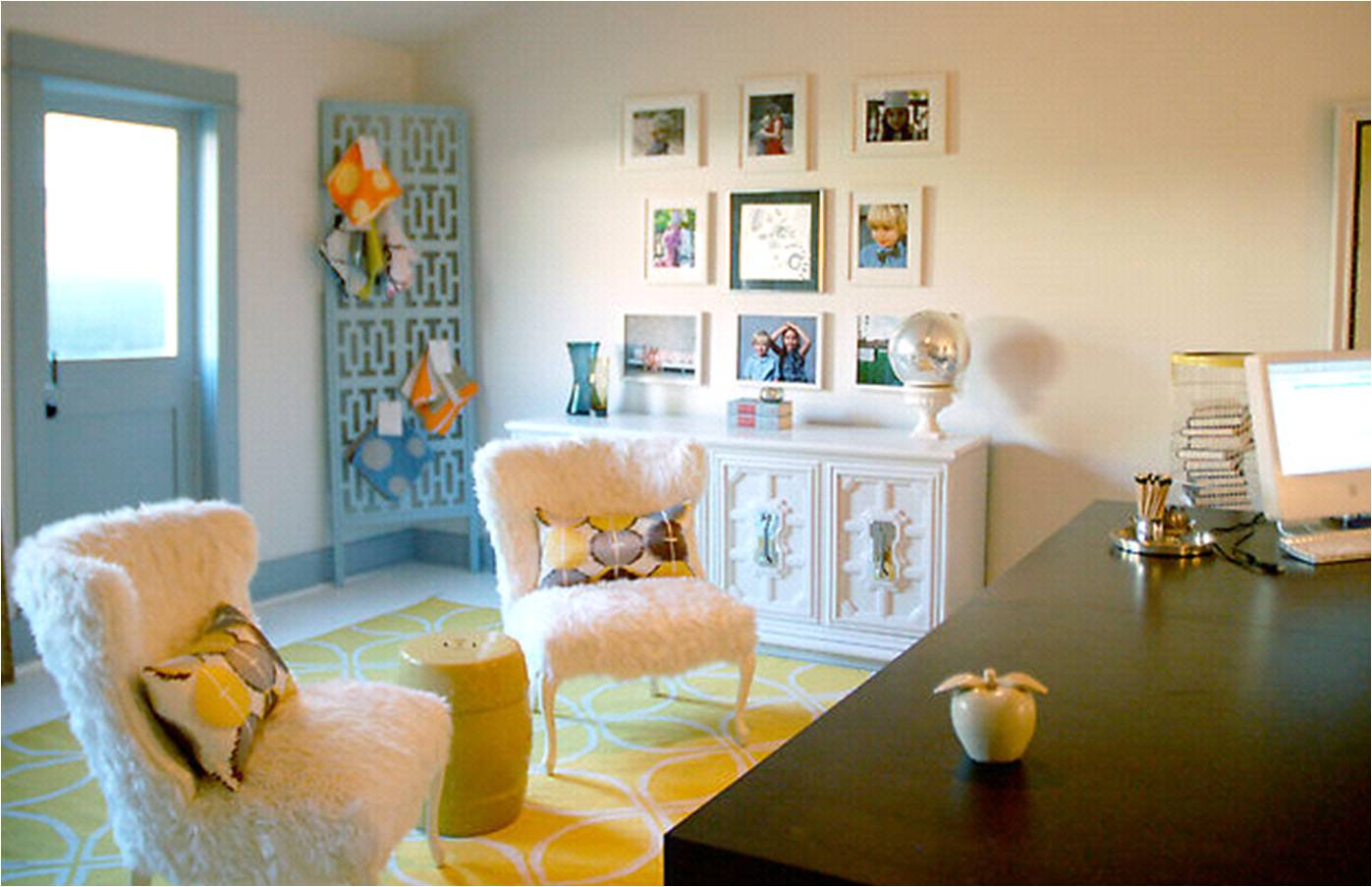 the sister sophisticate: One Cute Office Inspiration