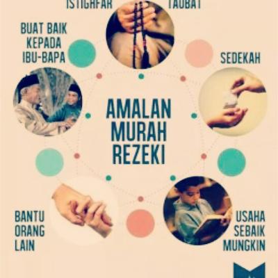 Image result for rezeki baik ibubapa