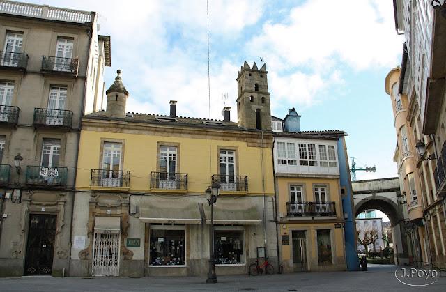 Praza do Campo Castelo de Lugo