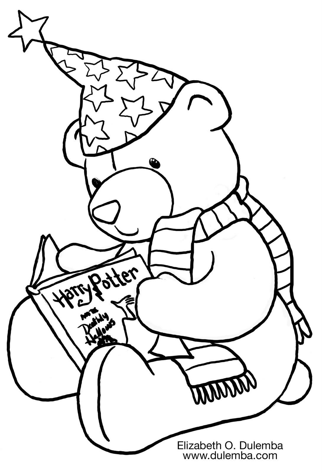 Mad Teddy Bear