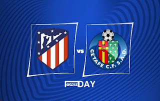 Atletico Madrid vs Getafe – Highlights