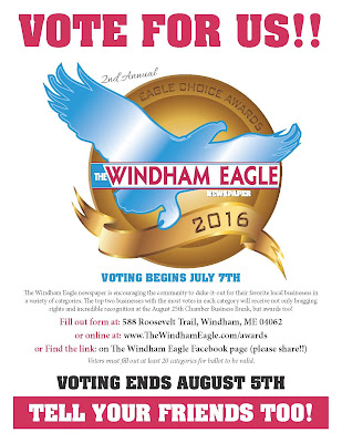 http://thewindhameagle.com/awards/