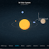 "Share Theme bộ 2 theme ""Happy Birthday"" và ""3D Solar System"" Cho Blogspot"