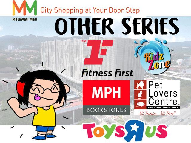 Visit Melawati Mall - Other Series