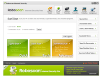 Download Roboscan, a new free antivirus for PC