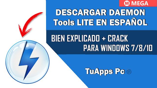 descargar daemon tools lite gratis