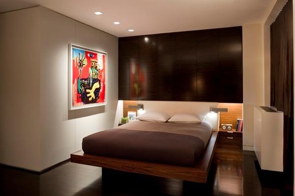 Desain Kamar Tidur Rumah Minimalis Tipe 36