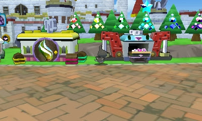 Pokémon Rumble World Poké Diamonds mine