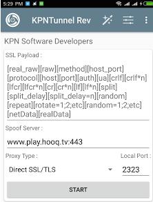 Download KPN Tunnel MOD Apk