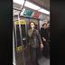 Chileno sube a tren para cantar como Michael Jackson... su voz te impactará