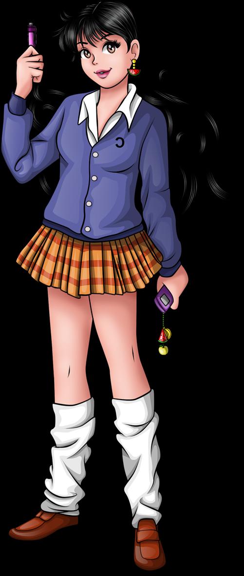 Turma da monica jovem hentai - 1 7