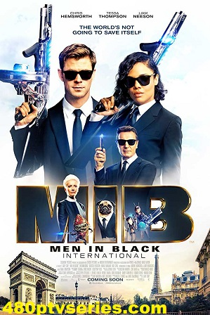Watch Online Free Men in Black: International (2019) Full English Movie Download 480p 720p HD