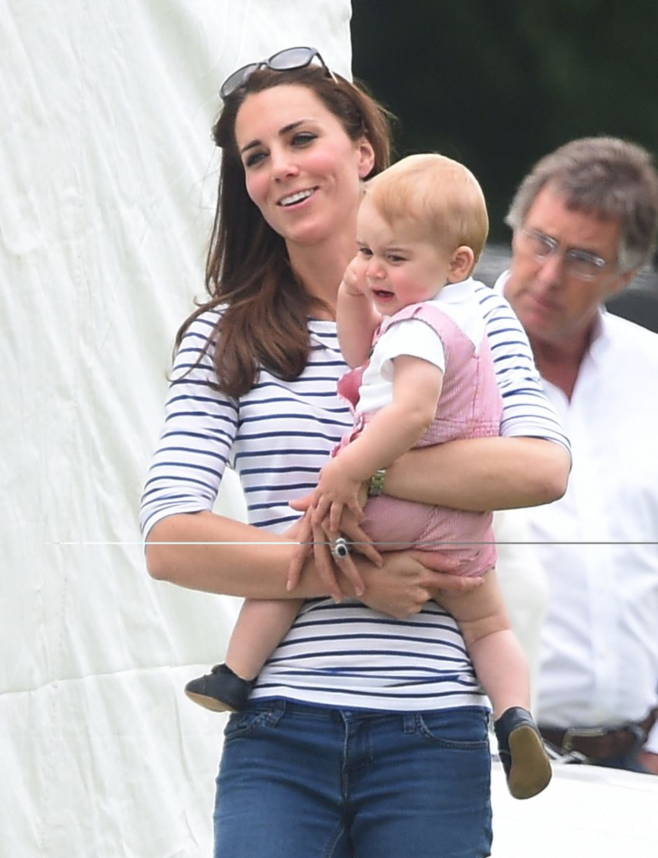 Prince George At Polo Match Newmyroyals Amp Hollywood Fashion