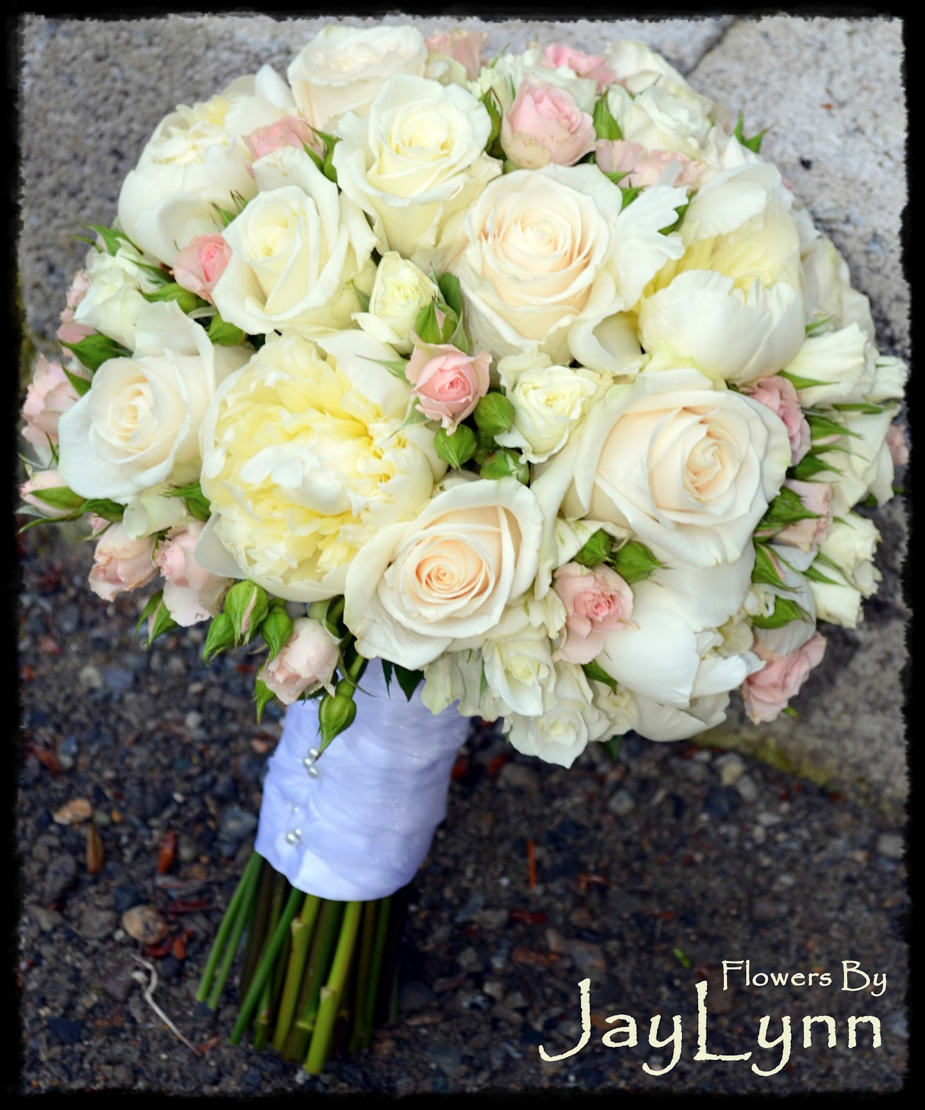 Flowers By JayLynn: Powers/Haire Wedding June 28th, 2012