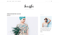 Premium Theme Download Dari Beautytemplates Hazzle Blogspot Blogger Template Gratis Responsive | Seo Friendly | Clean