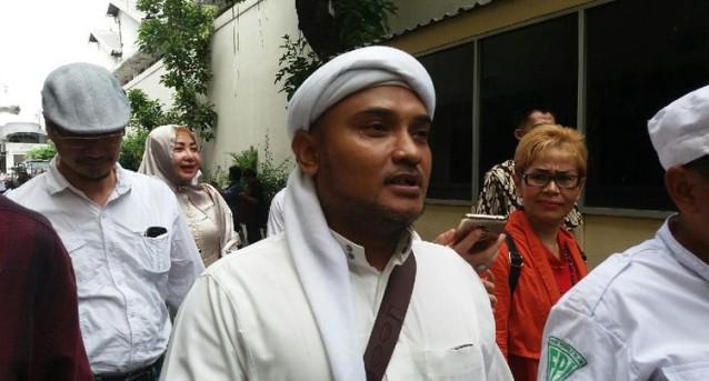Ditegur Hakim di Sidang, Novel Bamukmin: Harusnya Ahok Juga Ditegur