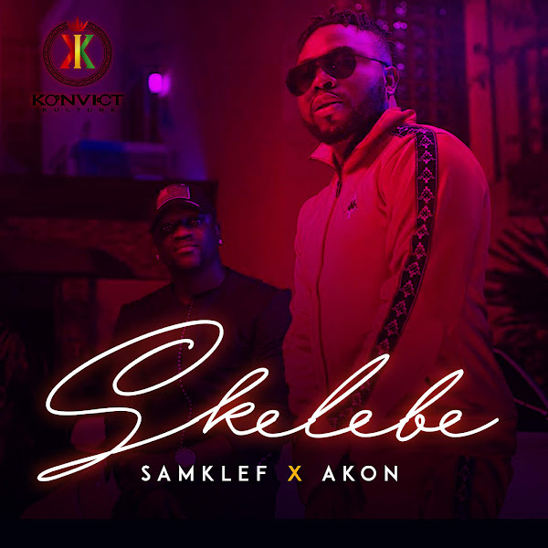 Samklef - Skelebe (feat. Akon) - Single Cover