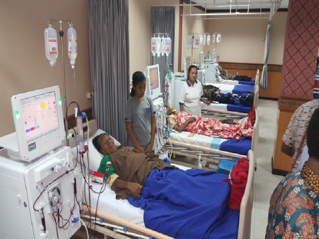 RSUD Jayapura Lacak Oknum Bebankan Pasien Beli Obat Luar