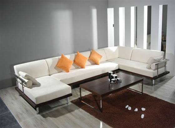 Modern Living Room Sofa Set Designs Remodeled Rooms Interior Decorations   Furniture Collections ...