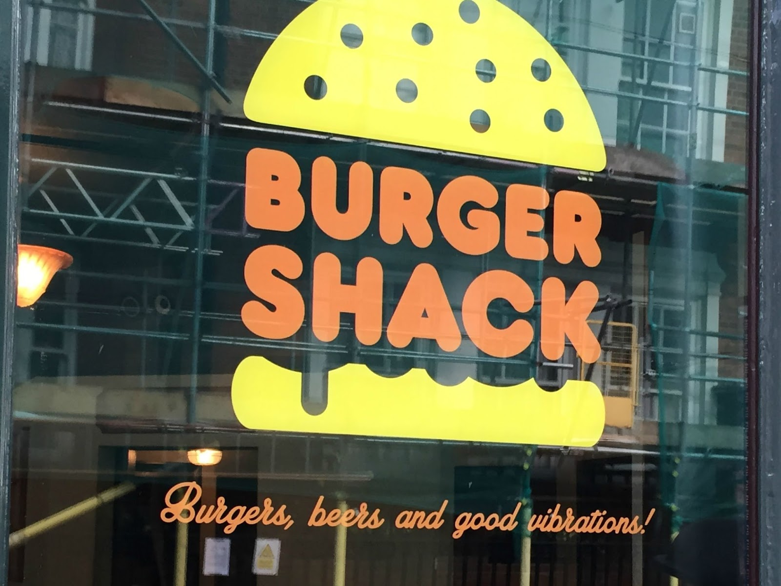 Burger Shack restaurant