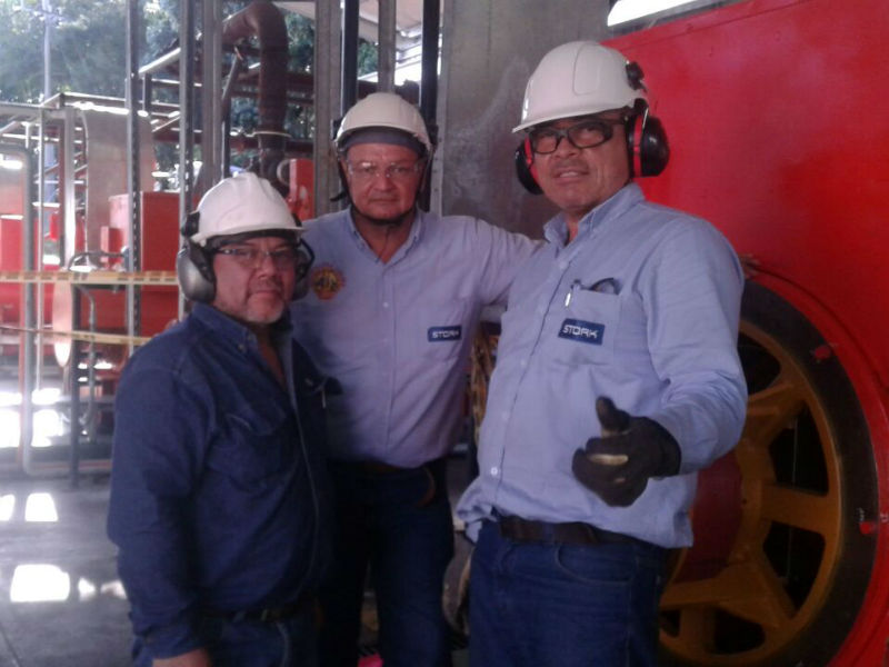 Alivio para los trabajadores de los campos de Matachines - Purificación