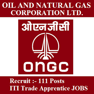 Oil and Natural Gas Corporation Limited, ONGC, Gujarat, 10th, ITI, Trade Apprentice, Apprentice, freejobalert, Sarkari Naukri, Latest Jobs, ongc logo